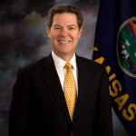 Kansas Governor Sam Brownback (photo: Kansas Office of the Governor website)