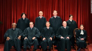 US supreme court image