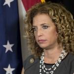 Outgoing Democratic National Committee Chairwoman Debbie Wasserman Schultz. PHOTO: ZUMA PRESS